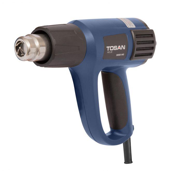 همکاری در فروش ابزار 118 سشوار صنعتی توسن مدل 9008HG