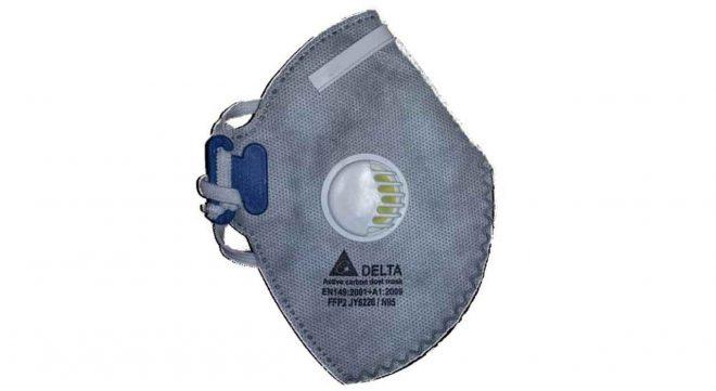 همکاری در فروش ابزار 118 ماسک تنفسی دلتا