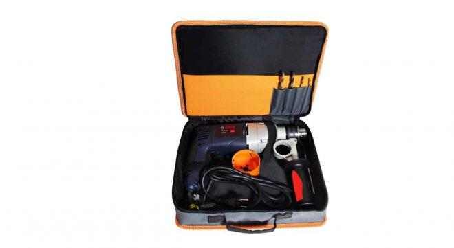 همکاری در فروش ابزار 118 کیف دریل تانوس 2