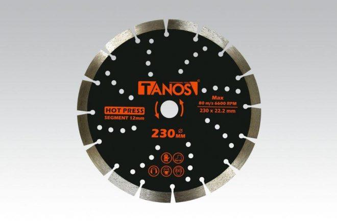 همکاری در فروش ابزار 118 گرانیت بر تانوس