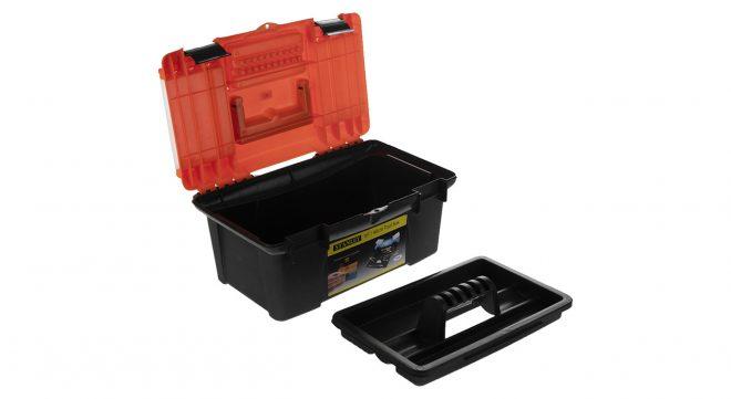همکاری در فروش ابزار 118 جعبه ابزار پلاستیکی استنلی4