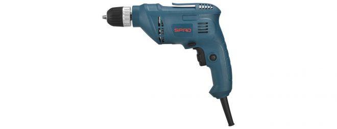 همکاری در فروش ابزار 118 دریل اسپاد مدل SP107