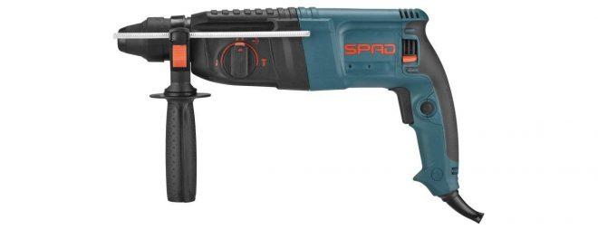 همکاری در فروش ابزار 118 دریل بتن کن اسپاد مدل SP2603