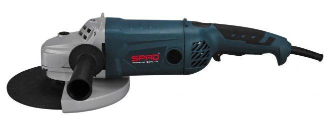 همکاری در فروش ابزار 118 فرز سنگبری اسپاد مدل SP7C224