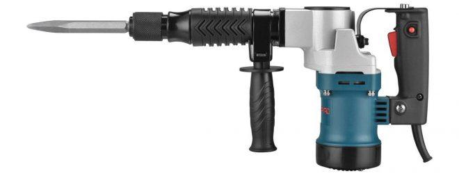همکاری در فروش ابزار 118 چکش تخریب اسپاد مدل SP0810