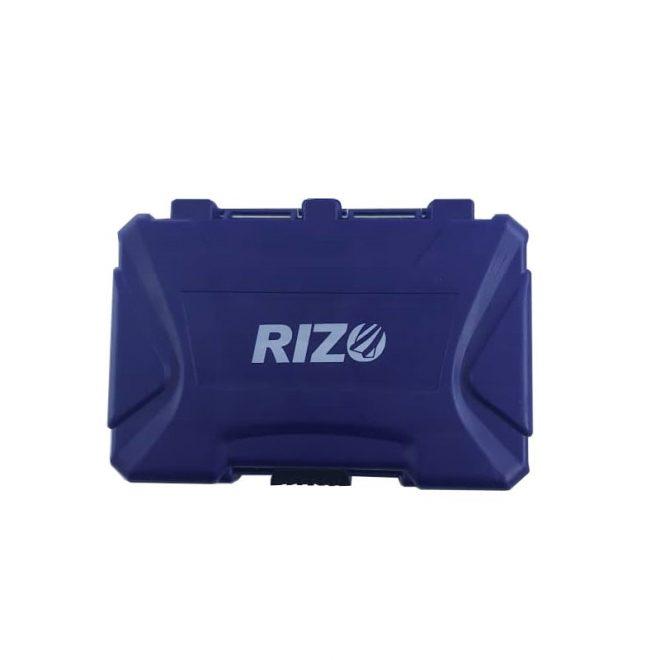 همکاری در فروش ابزار 118 جعبه مته ریزو مدل DS16PCS 2
