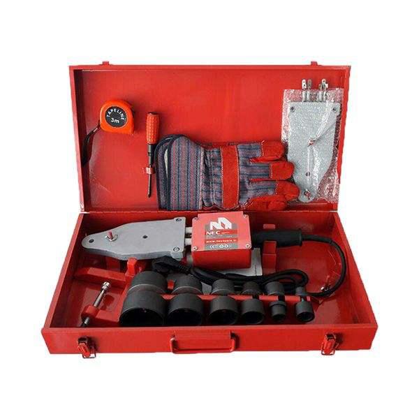 همکاری در فروش ابزار 118 دستگاه جوش لوبه سبز ان ای سی با لوازم1